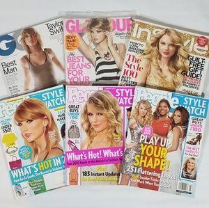 Taylor Swift Magazine Lot